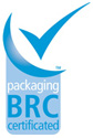 Packaging BRC Certificated